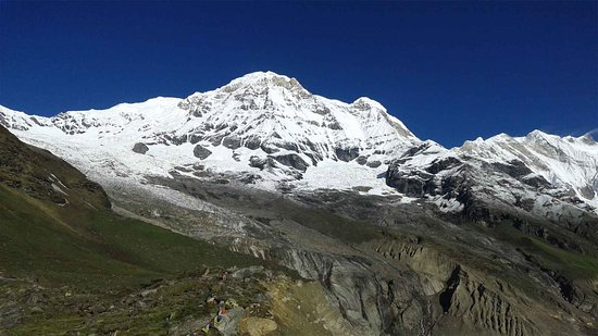 Annapurna Mountain Range: Annapurna Base Camp Trek - Footprint Adventure
