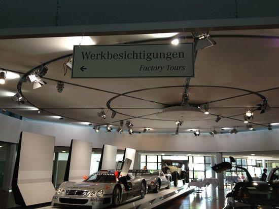 Mercedes benz factory plant reception area picture of for Mercedes benz factory in alabama