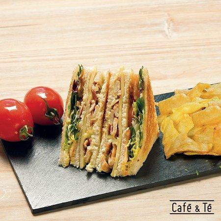 Penacastillo, Spanien: Sandwich