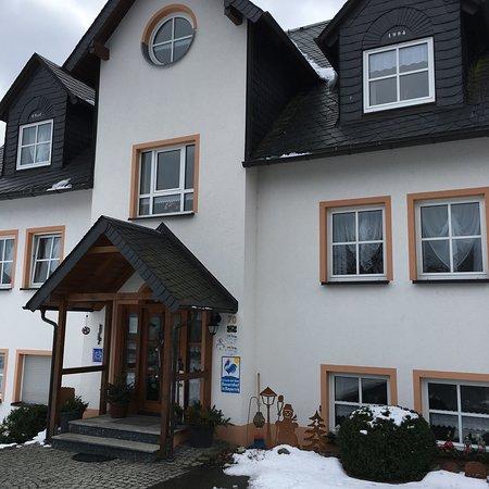 Bad Steben, Germany: Gastehaus Frankenwaldhof