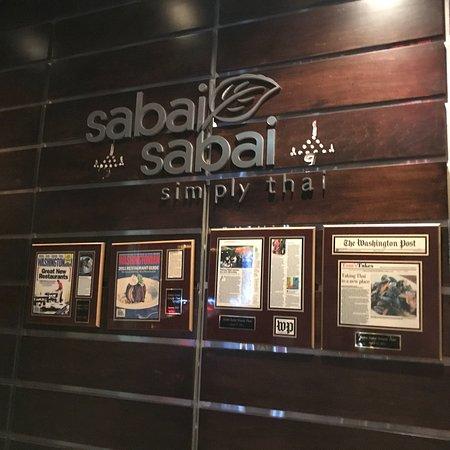 Germantown, MD: Sabai Sabai Simply Thai