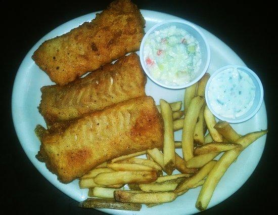 Eagle River, WI: Fish Fry