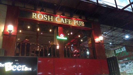 Rosh Cafe Pub