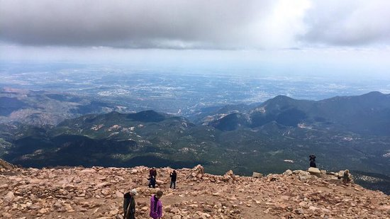 Cascade, CO: Lots of spectacular views!