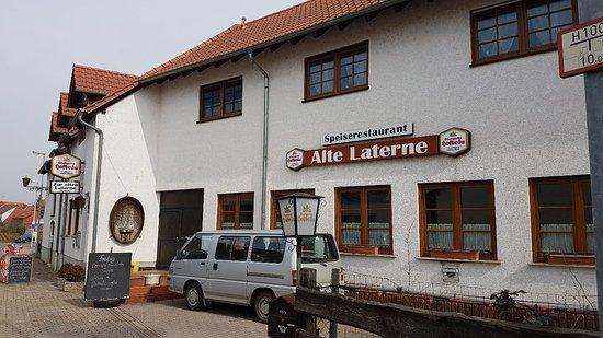 Meckenheim, Tyskland: Zur alten Laterne