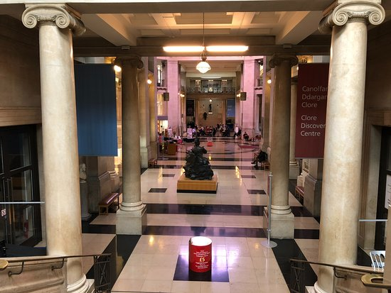 National Museum Cardiff: General View