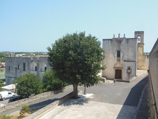 Specchia, Italie : Convento dei Francescani Neri