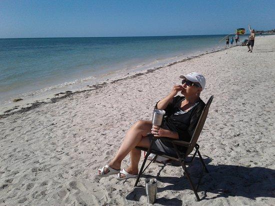 Gulf View Waterfront Resort: Coco Plum Beach