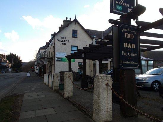 The Village Inn, Llanfairfechan