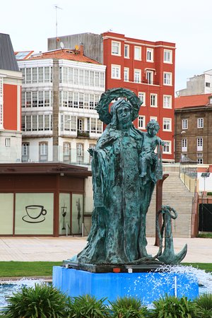 opiniones Virgen fantasía en La Coruña