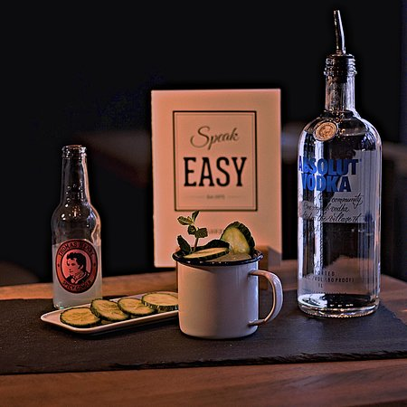 Erding, Alemanha: Speak Easy Bar