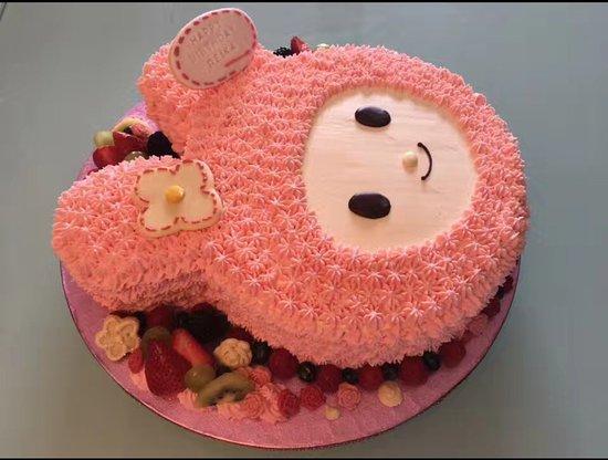 Swell Birthday Cake Picture Of Sakurado Kensington Japanese Restaurant Funny Birthday Cards Online Inifofree Goldxyz