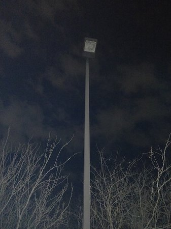 Lacy Lakeview, TX: Pole Security Lights NOT WORKING!