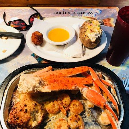 Seafood Restaurants Bartow Fl