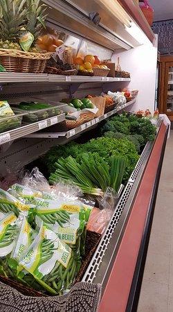 Republic, WA: Fresh veggies on Tuesday and Thursdays