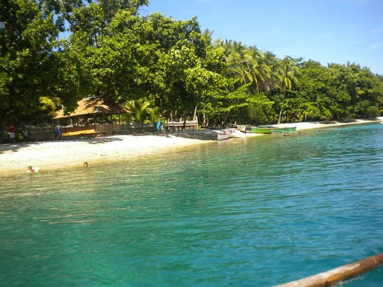 Hinunangan, Philippinen: San Pedro island