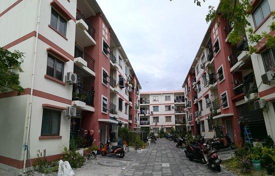 كافو أتول: Local public housing