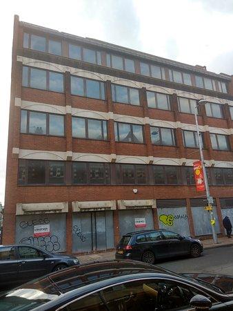 Walpole cinema facade