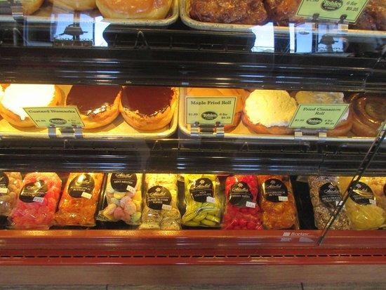 Hinckley, MN: More pastry treats
