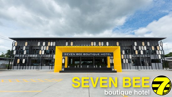 Seven bee boutique hotel surin thailand review hotel for Boutique hotel 74