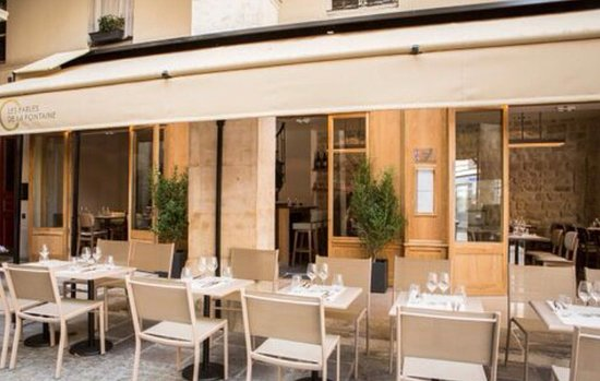 Les Fables de La Fontaine, Paris - Gros-Caillou - Restaurant ...