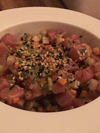 Manao Cebicheria: Tuna Ceviche