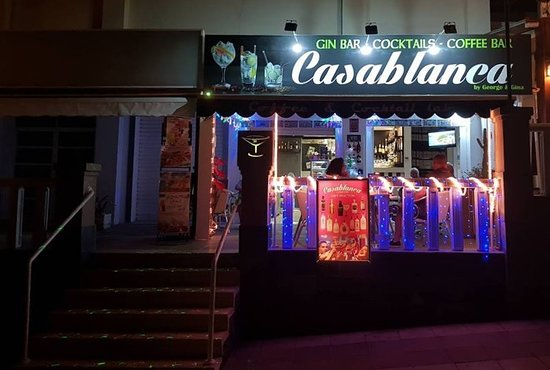 Casablanca Gin Bar