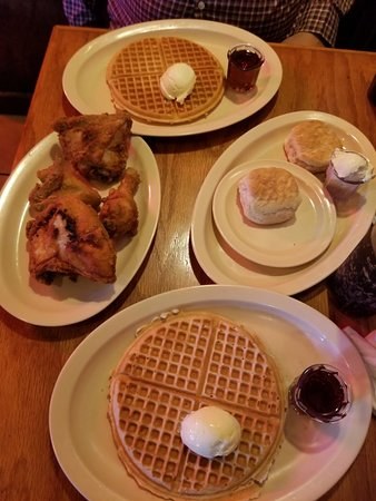 Roscoe's House of Chicken & Waffles: 20180308_132513_large.jpg