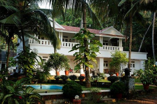 Entrance - Picture of The Malabar Beach Resort, Kannur - Tripadvisor