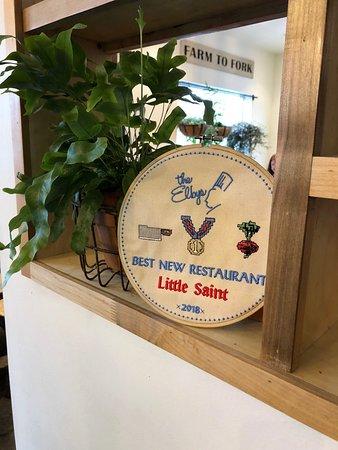 Little Saint Restaurant Richmond Va