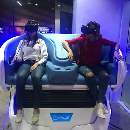 Virtual Reality Gaming Center