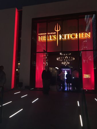 Location Of Gordon Ramsay Hell S Kitchen