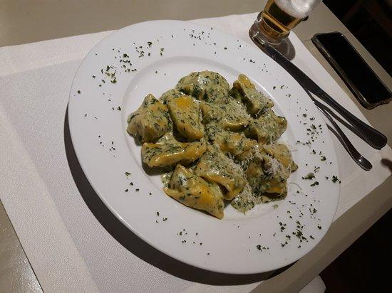 Cappuccino Restaurante: Cena  Platos exquisitos