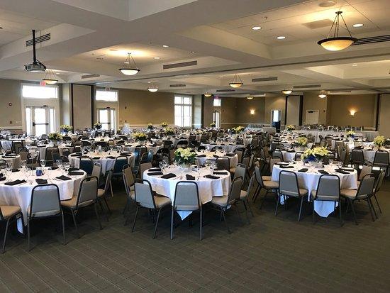 The S Club Glennon Center Pre Corporate Event