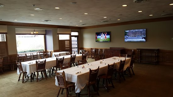 Batesville, IN: The Heritage Room (40-50 people) is perfect for corporate meetings and any type of private parti