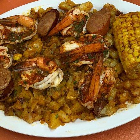 Forrest City, AR: Arkansas Best Seafood Garden