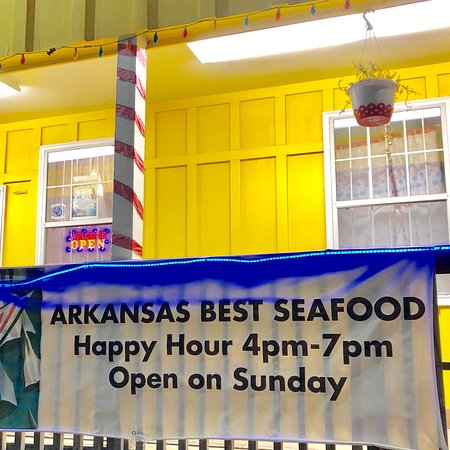 Forrest City, AR: Arkansas Best Seafood Garden