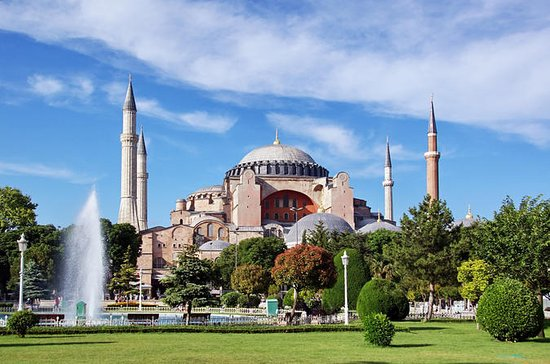 Istanbul Coach Bus Tour with 4-Course Turkish Dinner and Show