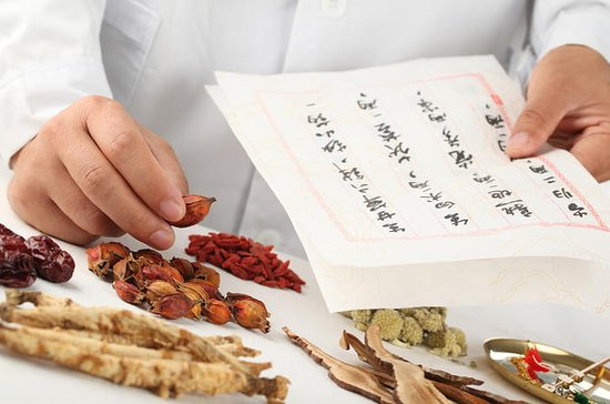 Traditional 2-Hour Chinese Medicine...