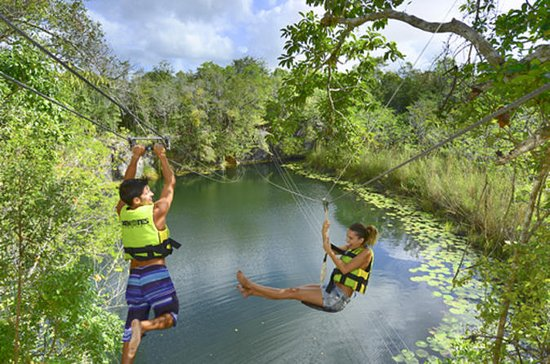 Xenotes: Adventure Tour at Mayan ...