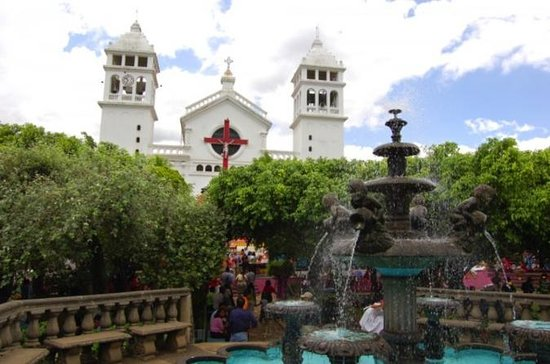 El Salvador Flowers Route Tour from...
