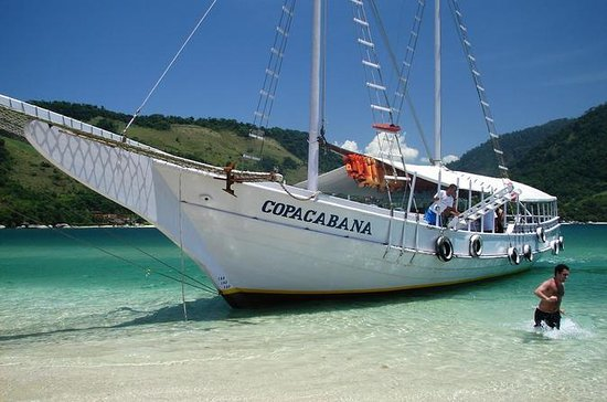 Angra dos Reis Full-Day Cruise from...