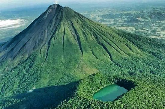 Extreme Arenal and Cerro Chato...