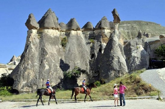 Private Tour: Discovering Cappadocia...