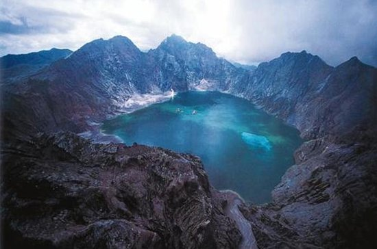 Private Mt. Pinatubo Crater Trekking in...