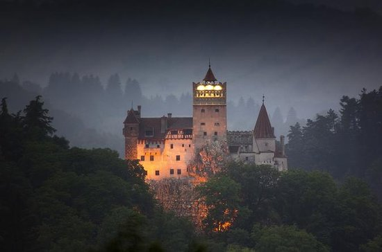 Dracula's Castle Day Trip from Brasov