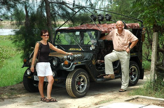 Full-Day Jeep Tour from Da Nang