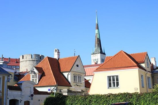 Shore Excursion: 4-Hour Tallinn...