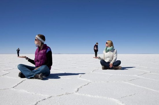 4-Day Uyuni Salt Flats from La Paz to ...
