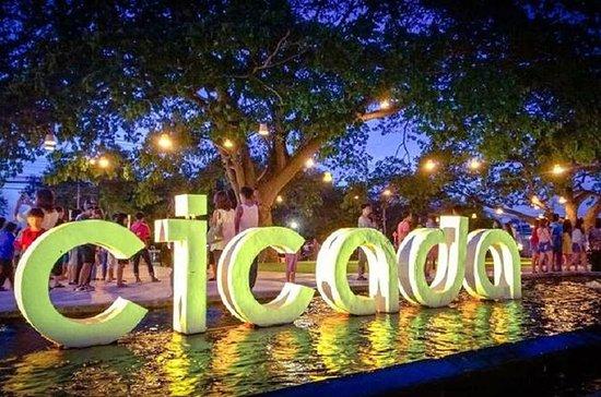 Pranburi Forest Park, Cicada Market...